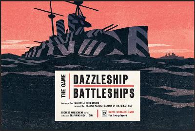 Dazzleship Battleships by Angus Hyland