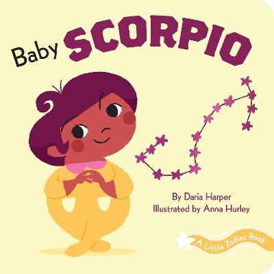 A Little Zodiac Book: Baby Scorpio book