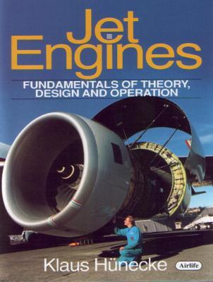 Jet Engines by Klaus Hunecke