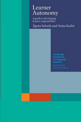 Learner Autonomy by Agota Scharle