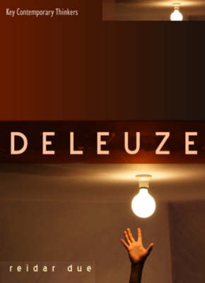 Deleuze by Reidar Due