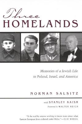 Three Homelands by Norman Salsitz
