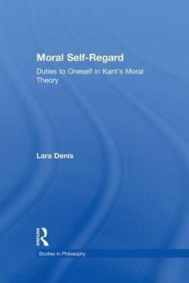 Moral Self-Regard book