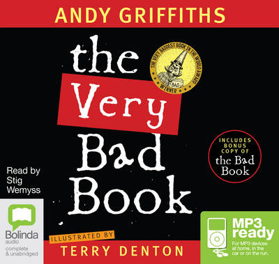 The Bad Book & The Very Bad Book by Andy Griffiths