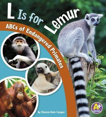 L Is for Lemur by Sharon Katz Cooper
