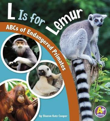 L Is for Lemur by Sharon Katz Cooper