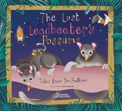 Lost Leadbeater's Possum book