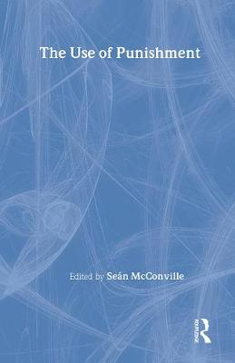 The Use of Punishment by Sean McConville