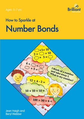 How to Sparkle at Number Bonds by Beryl Webber