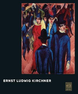 Ernst Ludwig Kirchner book