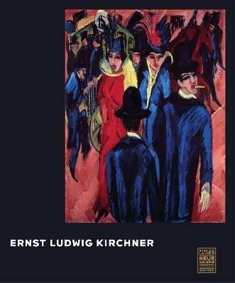 Ernst Ludwig Kirchner by Jill Lloyd