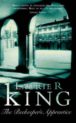 The The Beekeeper's Apprentice by Laurie R King