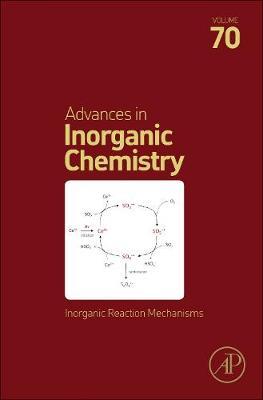 Inorganic Reaction Mechanisms by Rudi Van Eldik