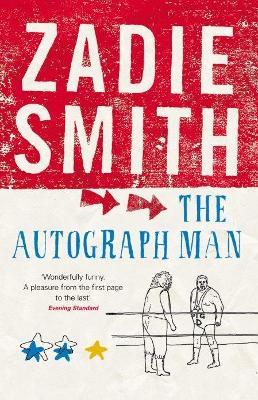 Autograph Man book