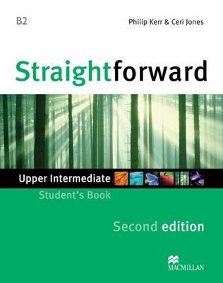 Straightforward 2nd Edition Upper Intermediate Level Student's Book by Philip Kerr