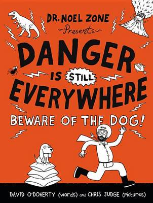 Danger Is Still Everywhere by David O'Doherty