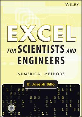 Excel for Scientists and Engineers book