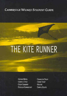 Cambridge Wizard Student Guide The Kite Runner book