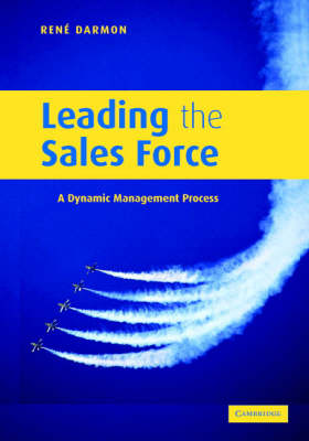Leading the Sales Force book