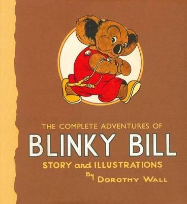 Complete Adventures of Blinky Bill book