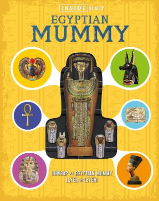 Inside Out Egyptian Mummy by Lorraine Jean Hopping