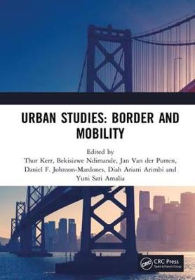 Urban Studies: Border and Mobility book