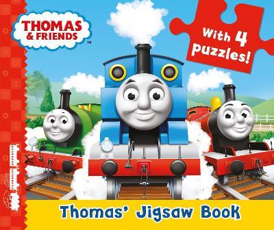 Thomas & Friends: Thomas' Jigsaw Book by Egmont Publishing UK