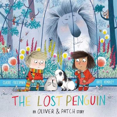 Lost Penguin by Kate Hindley