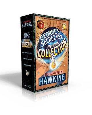George's Secret Key Paperback Collection by Lucy Hawking