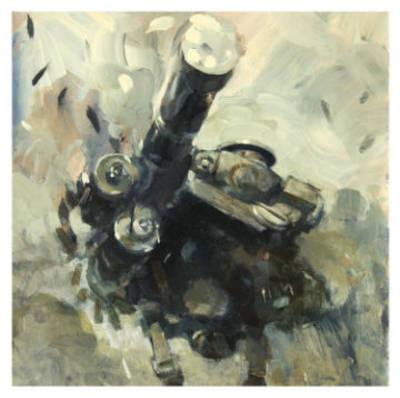 World War Robot 215.Mm Edition by Ashley Wood
