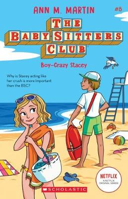 Baby-Sitters Club #8: Boy-Crazy by ANN,M MARTIN