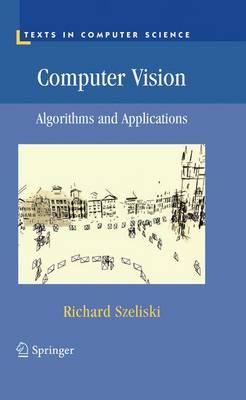 Computer Vision by Richard Szeliski