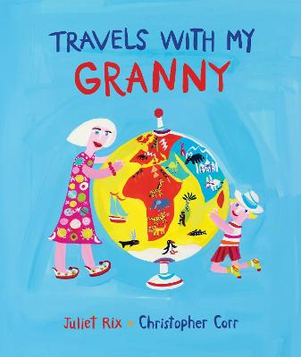 Travels With My Granny book