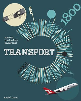 How We Used To Live In Australia: Transport by Rachel Dixon