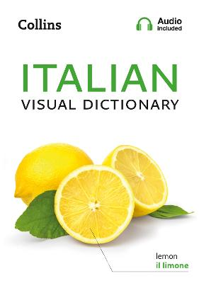 Italian Visual Dictionary: A photo guide to everyday words and phrases in Italian (Collins Visual Dictionary) by Collins Dictionaries