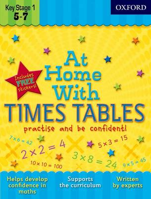 At Home With Times Tables book