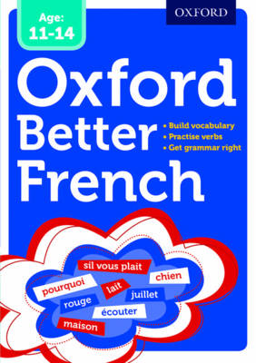 Oxford Better French book
