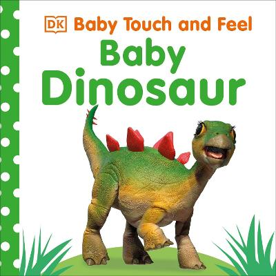 Baby Touch and Feel Baby Dinosaur book