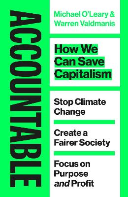 Accountable: How we Can Save Capitalism by Warren Valdmanis