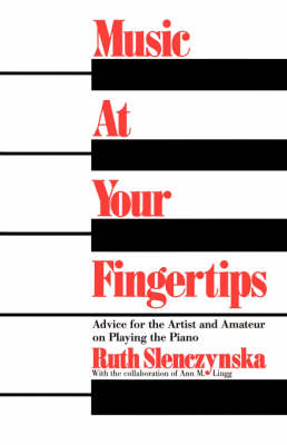 Music At Your Fingertips book