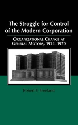 Struggle for Control of the Modern Corporation book