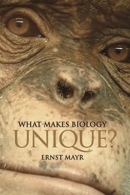 What Makes Biology Unique? book