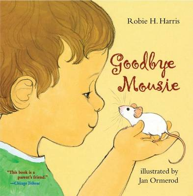 Goodbye Mousie book