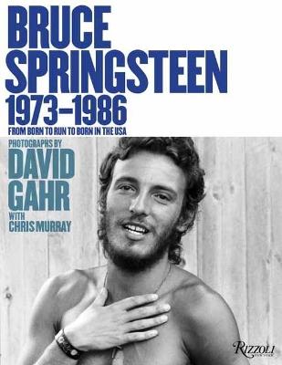 Bruce Springsteen 1973-1986 book