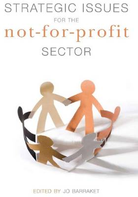Strategic Issues for the Not-for-profit Sector by J Barraket