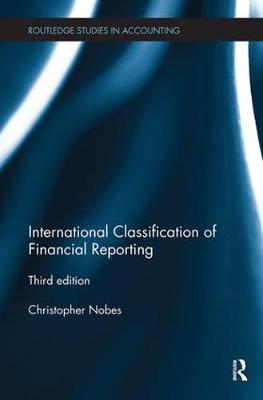 International Classification of Financial Reporting by Christopher Nobes