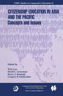 Citizenship Education in Asia and the Pacific by W. O. Lee