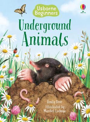 Underground Animals by Emily Bone