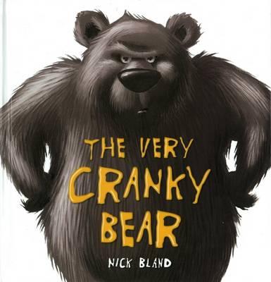Very Cranky Bear book
