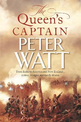 The Queen's Captain: Colonial Series Book 3 book